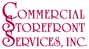 Commercial Storefront Services