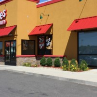 Popeye's Storefront