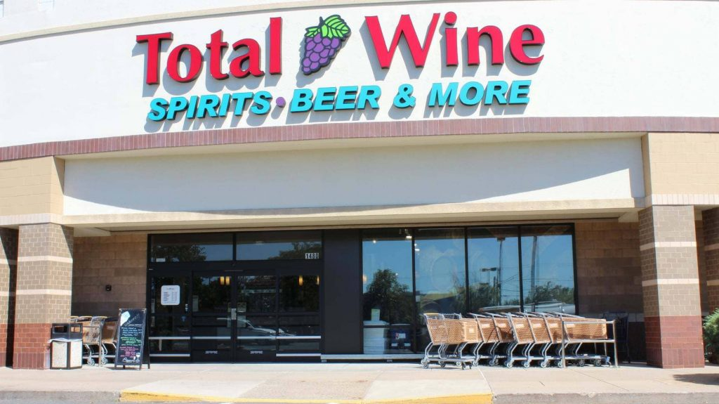 Total Wine Storefront